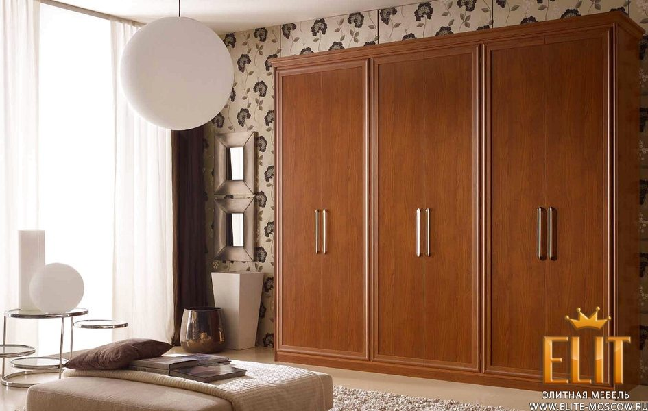 Мебель для спальни - спальня contemporary ciliegio - шкаф 6-.