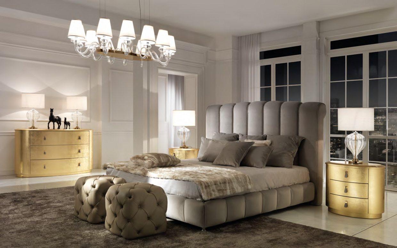 красивая спальня DV Home