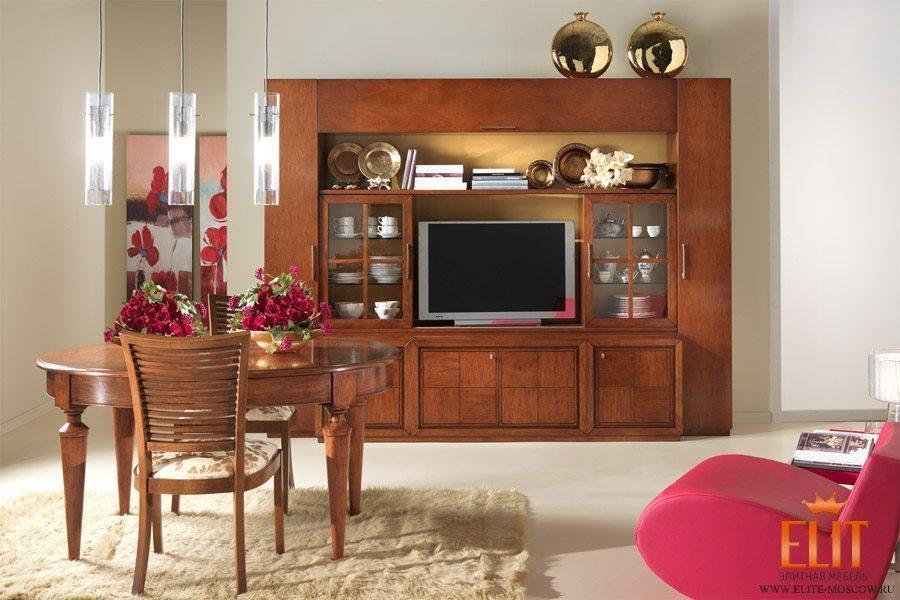 Купить Корпусную Мебель Для Гостиной В Москве