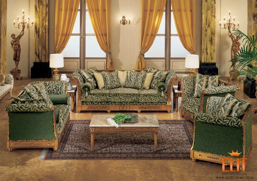 Мягкая Мебель Для Гостиных В Москве