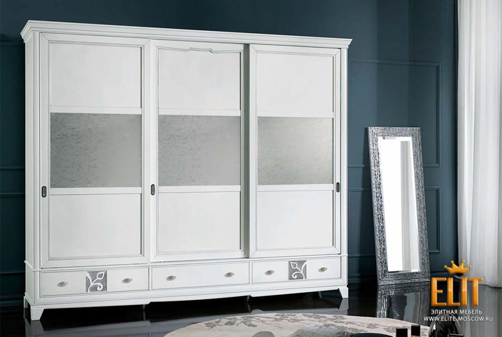 Спальня malibu bianco фабрики mirandola купить по лучшим цен.