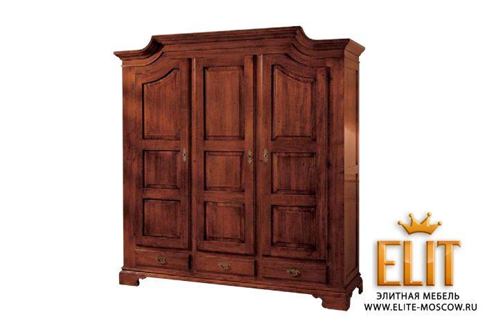 Шкаф гардеробный коричневый coleart 08419 , каталог корпусно.